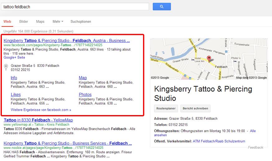 Kingsberry Tattoo Feldbach